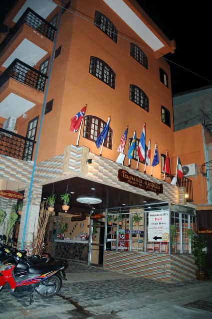 Hotels A Walking Street  Pattayaone Com