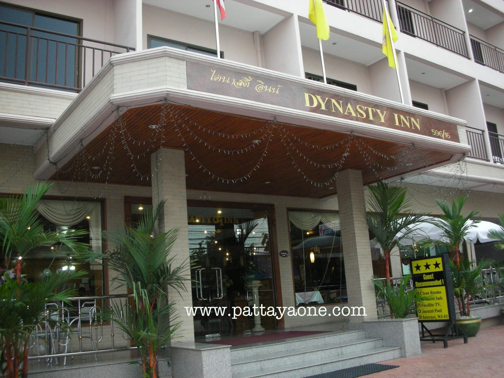 Dynasty Inn Www Pattayaone Com