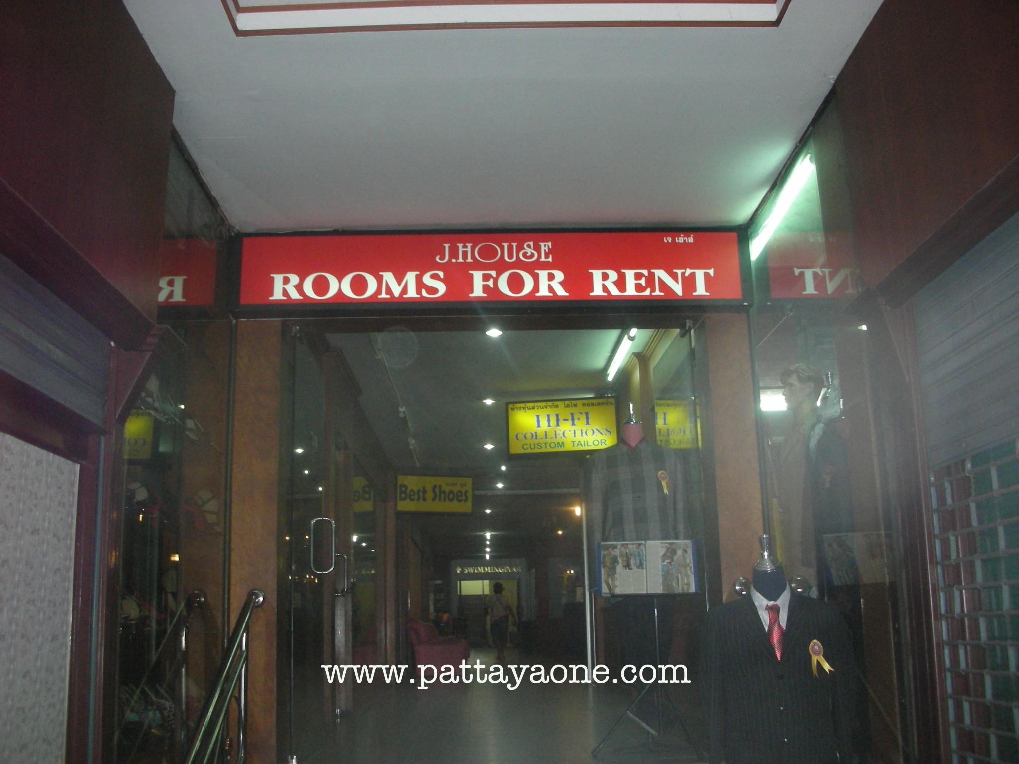 J House www.pattayaone.com